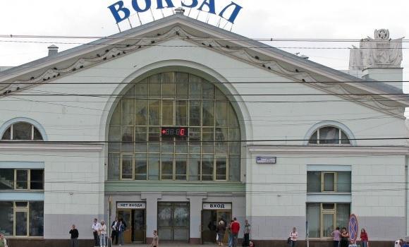 ЖД Вокзал ЖД вокзал Киров-Пассажирский